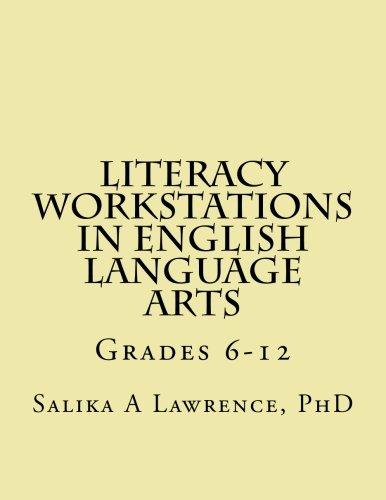 11 Workstation (Literacy Workstations in English Language Arts: Grades 6-12)