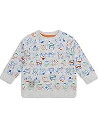 The Essential One - Bebé Infantil Niños Sudadera - Gris/Naranja/Azul/Verde - EOT245