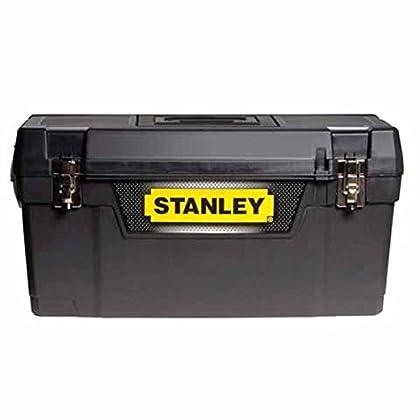 """Stanley 1-94-858 - Caja con cierres metálicos 20""""/ 50cm"""