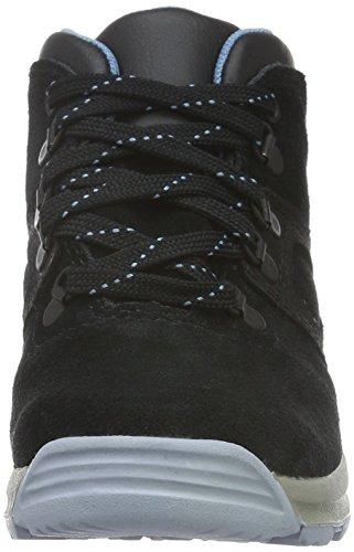 Timberland Gt Scramble_gt Scramble_gt Scramble Wp Leather Mi, Bottes Classiques mixte enfant Noir (Black)