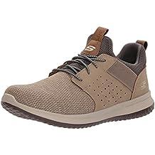 Skechers Delson-Camben, Zapatillas Para Hombre