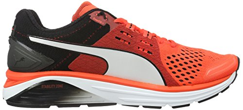 Puma Speed 1000 S Ignite, Chaussures Multisport Outdoor Mixte Adulte Rouge (Red/Black/White 03)
