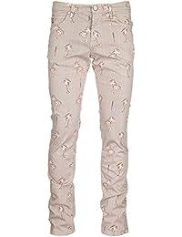 Versace Jeans pantalones de hombre nuevo rosa