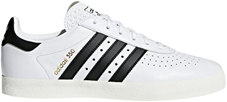 Adidas 350 Blancas y Negras Zapatillas Deportivas para Hombre. Sneaker -