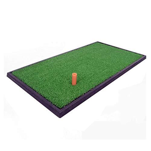 Zfggd Golf-Schwingen-Trainer-Golf-persönliche Auflage 63 * 33cm / 25 '* 13' Minifahrzeug-Matte