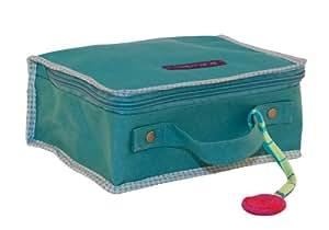 Moulin Roty - Petite valise en tissu