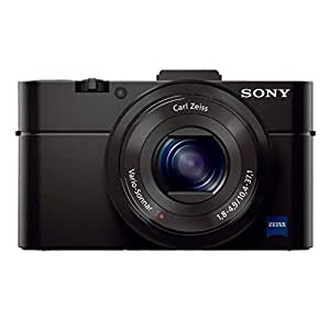 Sony DSCRX100M2 Advanced Digital Compact Premium Camera with Large 1-inch Sensor and Bright High Quality Lens (Wi-Fi, NFC, Tiltable LCD Screen, Hot shoe)