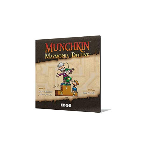 Edge Entertainment Munchkin - Mazmorra Deluxe EDGMUGB1