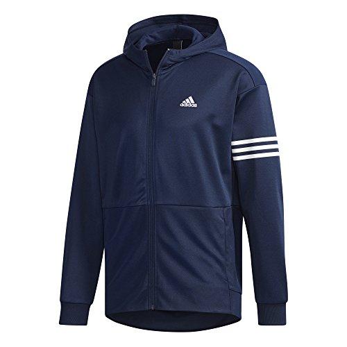 adidas Herren Casual Kapuzen-Sweatshirt, Collegiate Navy, 2XL Preisvergleich