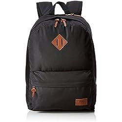 Vans Old SKOOL Plus Backpack Mochila Tipo Casual, 44 cm, 23 Liters, Negro (True Black)