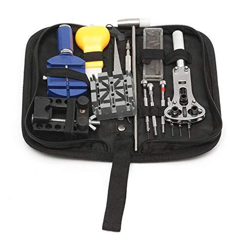 20 PCS Pratique Montre Outil De Réparation Kit Kit Holder Titulaire de la Bande Cas Ouverture Couteau Bande Lien Pin Remover Set Avec Sac De Rangement