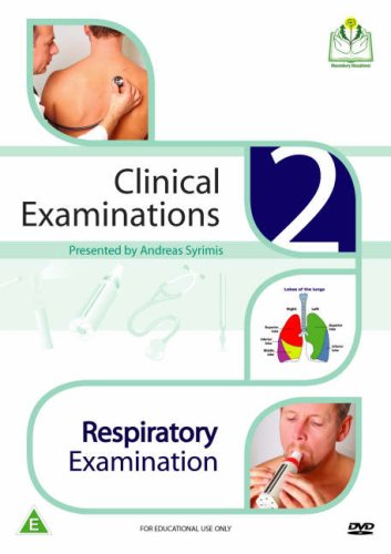 Respiratory System (Clinical Examinations DVD Series)