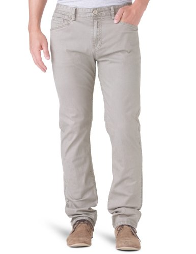 Element Team - Pantalon - Droite - Uni - Homme Beige (Clay)