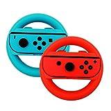 Volante para Nintendo Switch,niceEshop(TM) Volante Plástico ABS para...