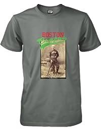 Americana Baseball by wantAtshirt - Boston Campus - T-shirt S to 2XL