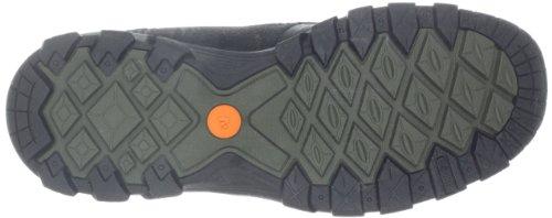 Merrell HIMAVAT CHUKKA WTPF J42041 Herren Chukka Boots Schwarz (Black)