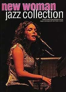 New Woman Jazz Collection. Partitions pour Piano, Chant et Guitare(Boîtes d'Accord)