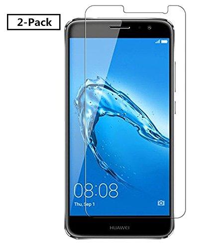 Huawei Nova Plus Pellicola Protettiva,InnoMagi Ultra resistente Vetro Temperato Protezione Protettore Glass Screen Protector(0.33mm,9H) -(2 Pack)