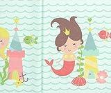 Panel Jersey Kleine Meerjungfrauen BioBunt