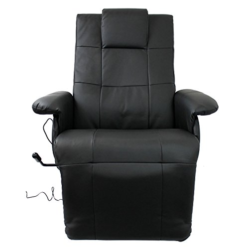Luxus Shiatsu Massagesessel - 2
