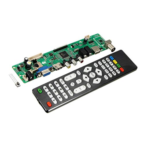V59 Universal LCD TV Controller Driver Brett PC / VGA / HDMI / USB Schnittstelle