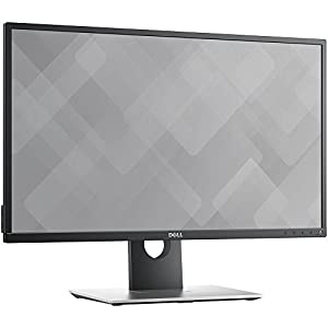 Dell 091H762 Professional P2417H 24-Inch (1920x1080) Widescreen IPS LED Monitor Black - 210-AJEX