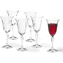Leonardo Volterra 6er-Set Rotwein Rotweinglas Rotweingläser Set
