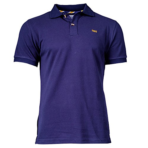 Rupert and Buckley Herren Poloshirt Navy