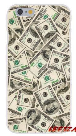 Art Design Hülle für iPhone 7 / iPhone 8 Dollars $100 USA Soft Silikon