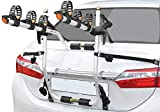 Best Car Bike Racks - ZIGLY Bicycle Carrier Trunk Mount Rack for SUV Review
