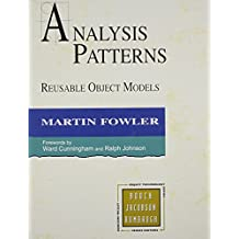 Analysis Patterns: Reusable Object Models (OBT)