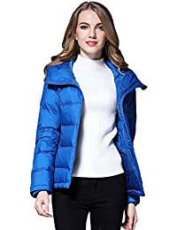 Queenshiny®Women Packable Hooded Packable Down Coat