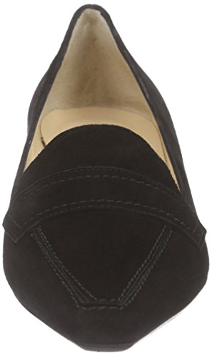 Evita Shoes - Pump, Scarpe col tacco Donna Nero (Schwarz (schwarz 10))