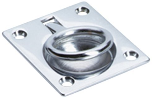 Attwood Corporation 3326-3 Flush Hatch Lift Ring by Attwood Marine Products (Attwood Flush)