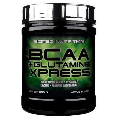 SCITEC BCAA+GLutamine Xpress, 600 g, Long Island Long Island Iced Tea