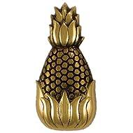 Michael Healy Designs MHR01 Hospitality Pineapple Doorbell Ringer Brass