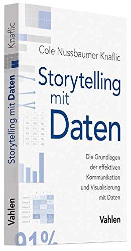 Storytelling mit Daten: Die Grundlagen der effektiven Kommunikation und Visualisierung mit Daten