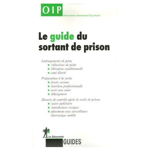 Le guide du sortant de prison