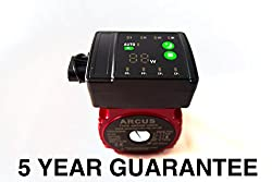 CENTRAL HEATING PUMP A RATED REPLACES GRUNDFOS MYSON 5 YEAR GUARANTEE