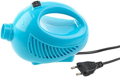 Sichler Haushaltsgeräte Vakuumpumpe: Elektrischer Hand-Vakuumierer für Kleiderbeutel, 200 W, 300 l/Min. (Handvakuumierer für Kleiderbeutel)