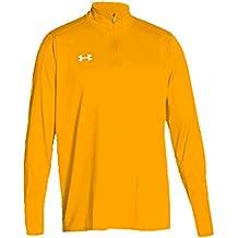Larga Manga Armour Amarillas Camisetas Amazon es Under Z4qfUU 69f3c9c6ea6