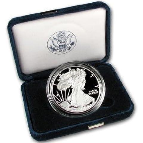 2008-W 1 oz Silver American Eagle - (Proof) by U.S. Mint