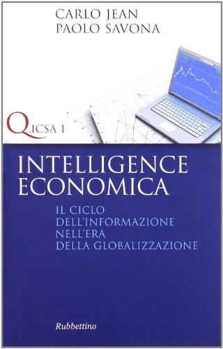 Zoom IMG-2 intelligence economica il ciclo dell