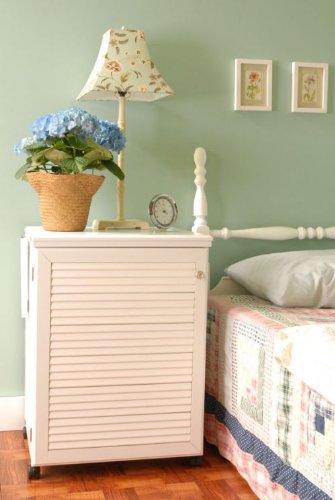 Mueble para m quina de coser senatra en blanco de arrow for Ikea compra tus muebles