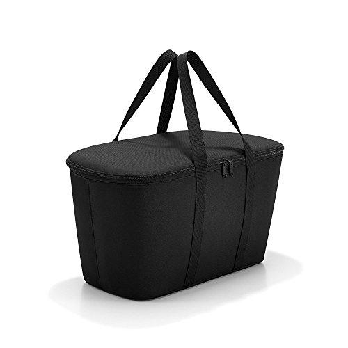 fahrrad einkaufstasche Reisenthel UH7003 coolerbag, schwarz, 44,5 cm