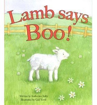 [( Lamb Says Boo! * * )] [by: Katherine Sully] [Sep-2010]