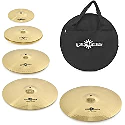 CZ3 Complete Cymbal Pack by Gear4music