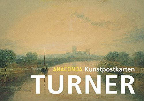 Postkartenbuch William Turner