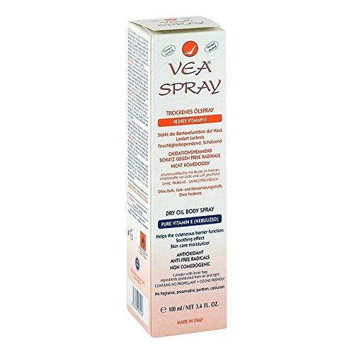 Vea - Olio secco spray, 100 ml