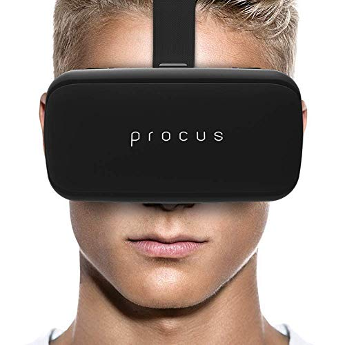 Procus ONE Virtual Reality Headset 40MM Lenses -For IOS and Android -...